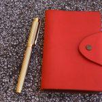 「赤い手帳」 横山秀夫