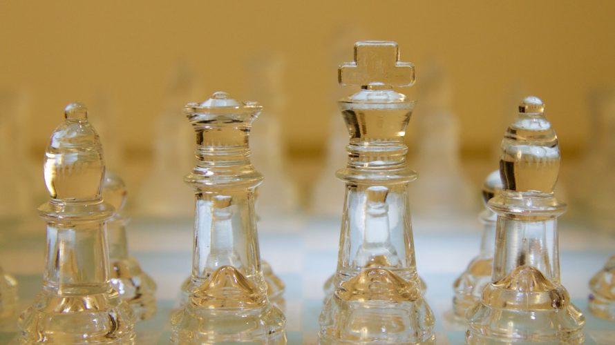 チェスにはまってみたが…