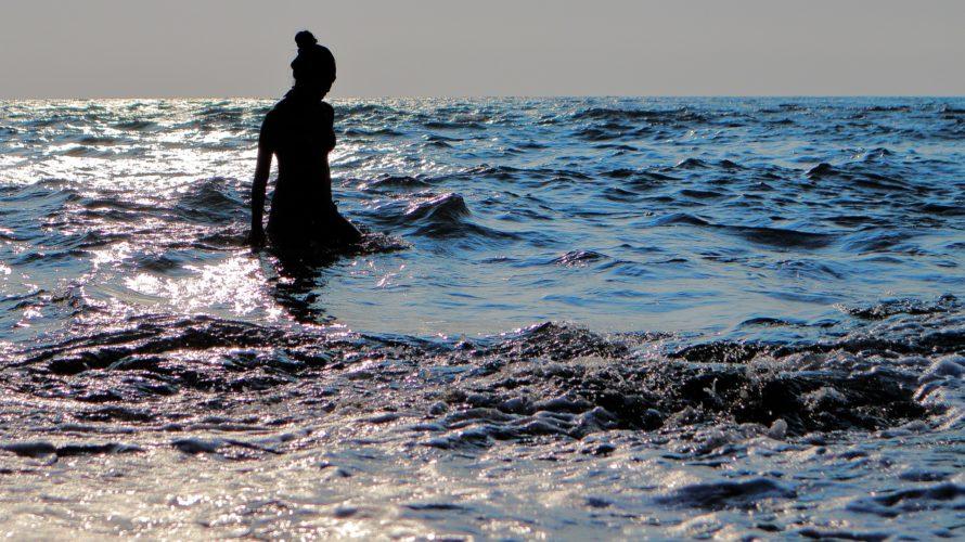 「泳ぐ人たち」 スコット・フィッツジェラルド