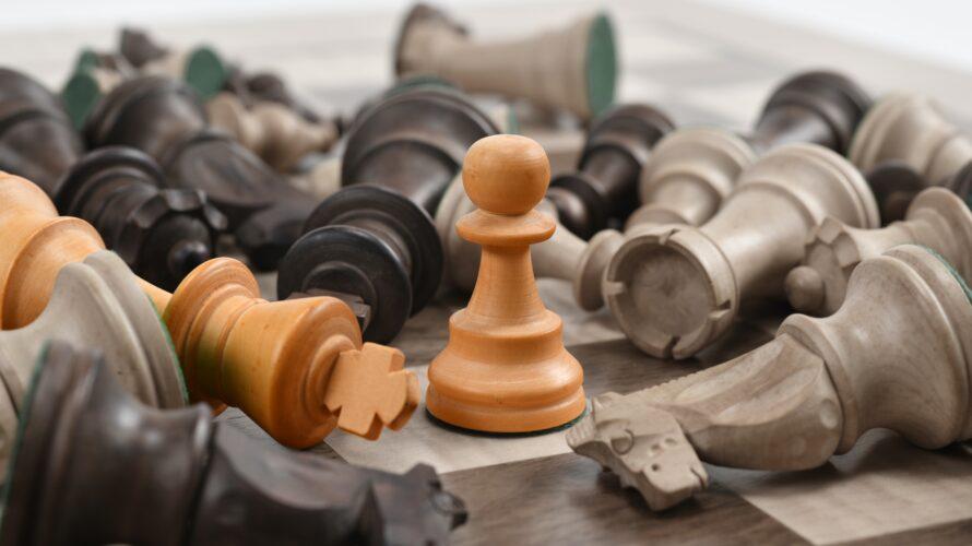 チェス ロシア人との対局